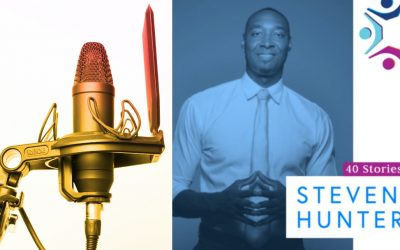 West40 Podcast with Steven Hunter